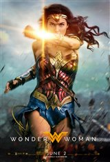 Wonder Woman Movie Poster Movie Poster