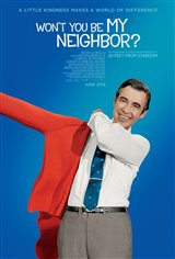 Won't You Be My Neighbor? Movie Poster Movie Poster