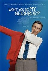 Won't You Be My Neighbor? (v.o.a.) Affiche de film