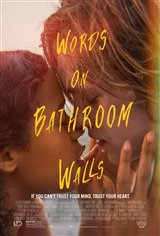 Words on Bathroom Walls Movie Poster Movie Poster