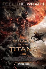 Wrath of the Titans 3D Movie Poster
