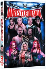 WrestleMania 32 Movie Poster Movie Poster