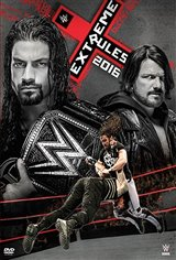WWE: Extreme Rules 2016 Movie Poster