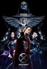 X-Men : Apocalypse Affiche de film
