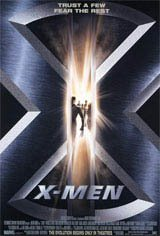 X-Men (v.f.) Movie Poster