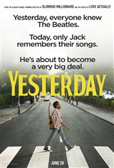 Yesterday Movie Poster Movie Poster