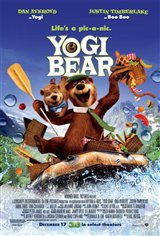 Yogi Bear Movie Poster Movie Poster