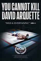 You Cannot Kill David Arquette Movie Poster