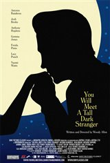 You Will Meet a Tall Dark Stranger Movie Poster