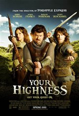 Your Highness Movie Poster