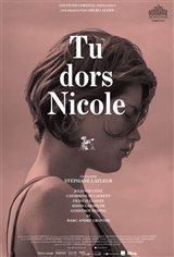 You're Sleeping Nicole Movie Poster