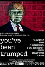 You've Been Trumped Movie Poster