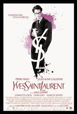 Yves Saint Laurent Movie Poster Movie Poster