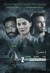 Z for Zachariah Movie Poster Movie Poster