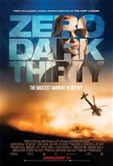 Zero Dark Thirty Movie Poster Movie Poster