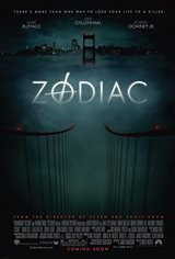 Zodiac Movie Poster Movie Poster