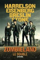 Zombieland : Le doublé Affiche de film