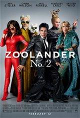 Zoolander 2 Movie Poster
