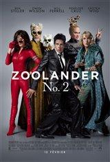 Zoolander 2 (v.f.) Affiche de film