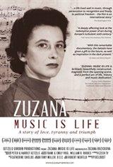 Zuzana: Music is Life Movie Poster