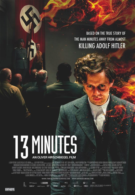 13 Minutes Large Poster