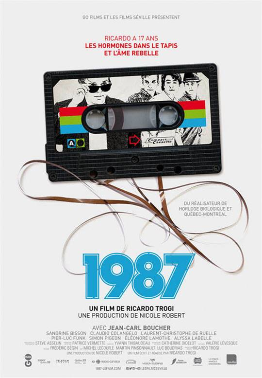 1987 Large Poster