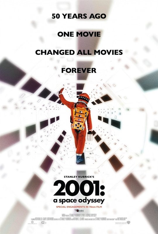 2001: A Space Odyssey - The IMAX 70MM Experience