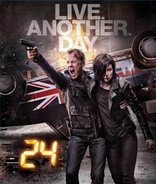 24: Live Another Day Large Poster