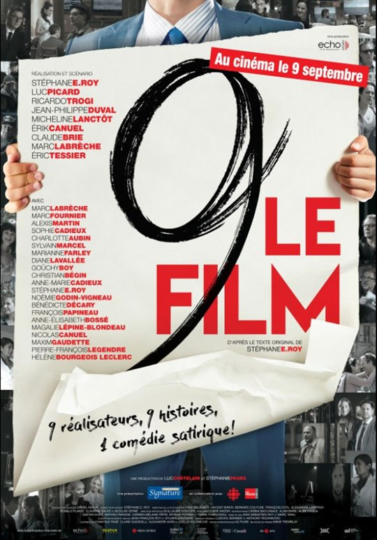 9 - Le film Large Poster