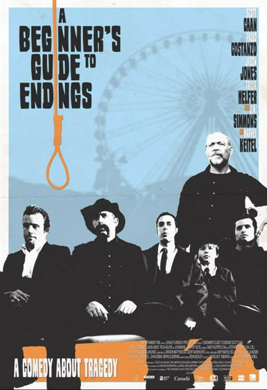 A Beginner's Guide to Endings Large Poster