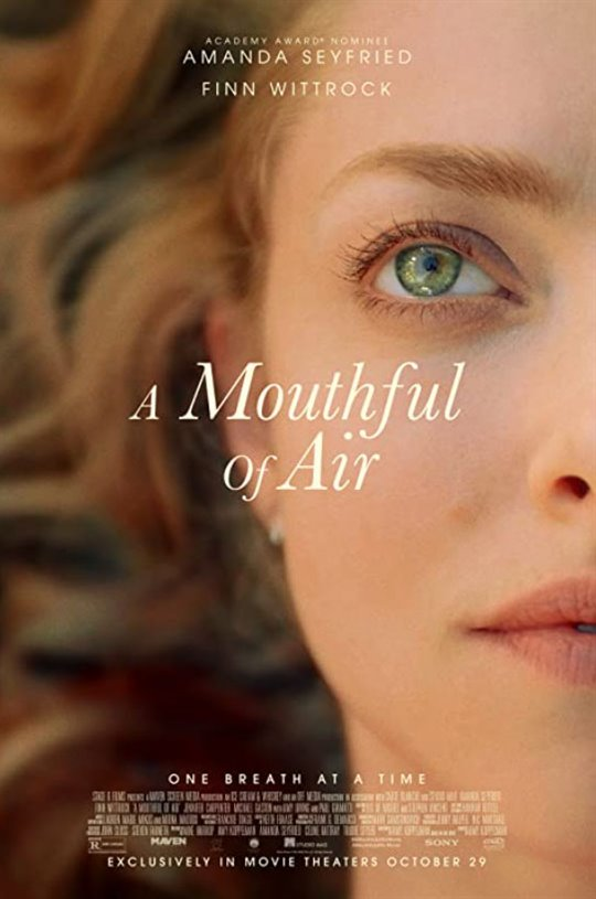 A Mouthful of Air Large Poster