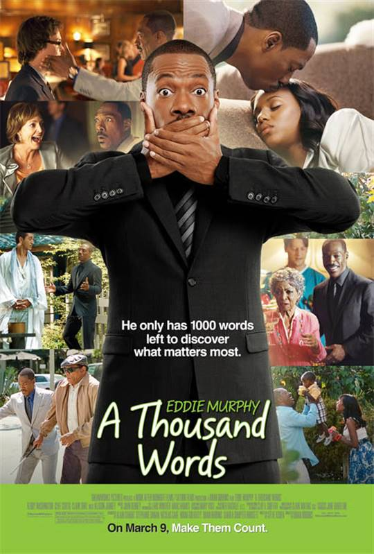 A Thousand Words Large Poster