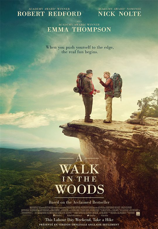 A Walk in the Woods | On DVD | Movie Synopsis and info
