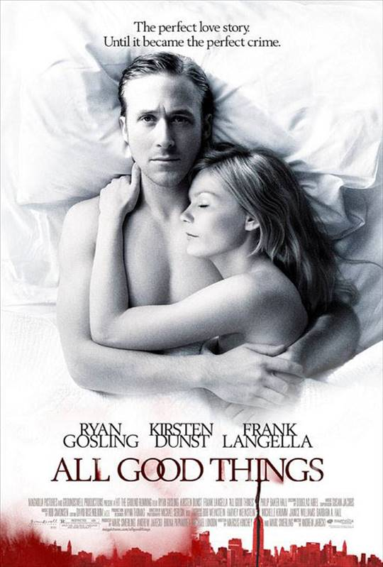 All Good Things Large Poster
