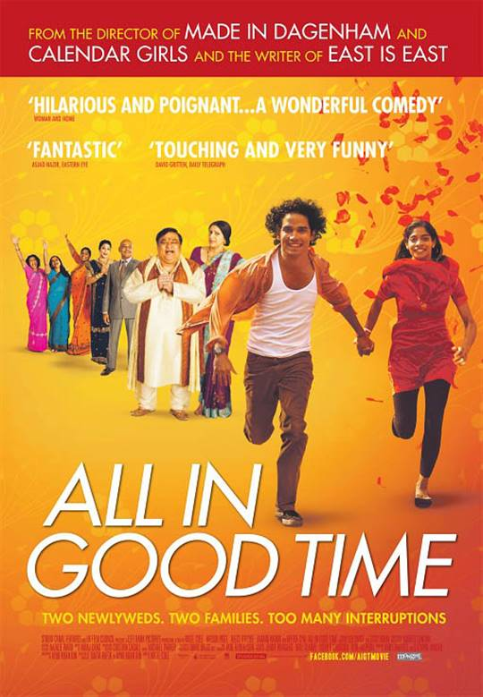 All in Good Time Large Poster