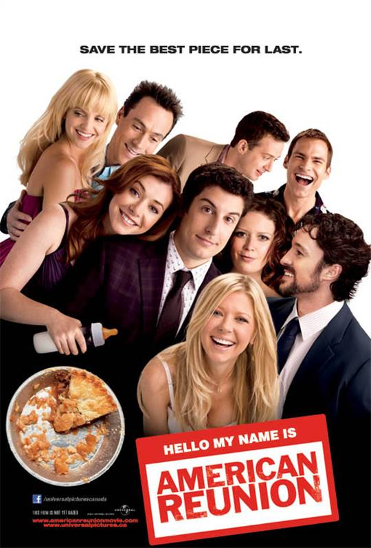 American Reunion Large Poster