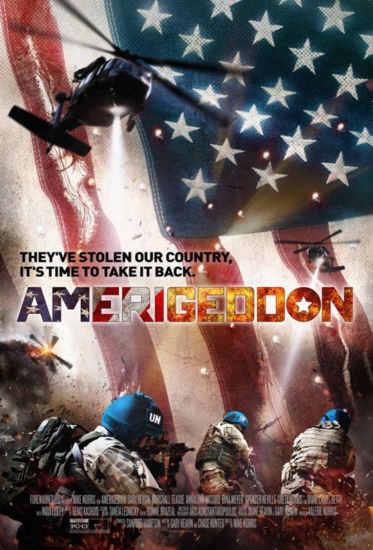 AmeriGEDDON Large Poster
