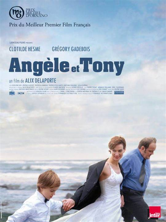 Angèle and Tony Large Poster