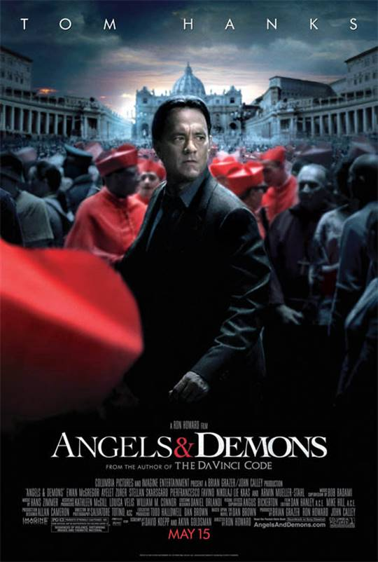 Angels & Demons Large Poster