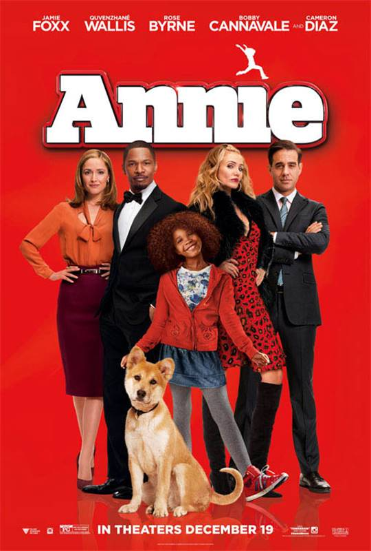 Annie Large Poster