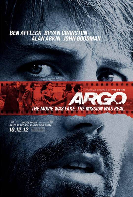 Argo Large Poster