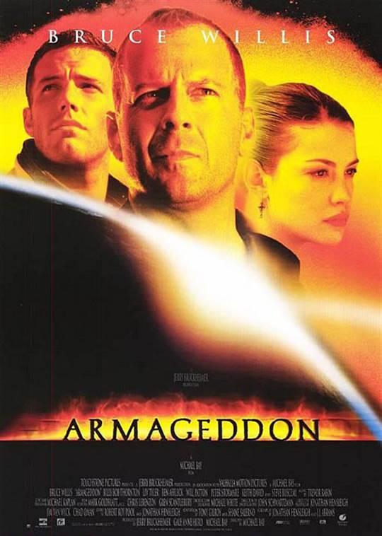 Armageddon Large Poster