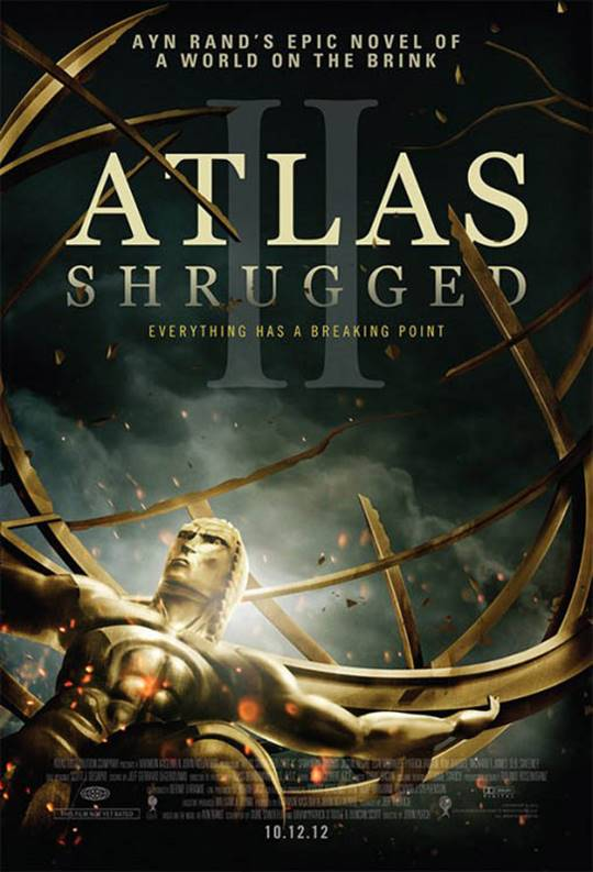 Atlas Shrugged: Part II Large Poster