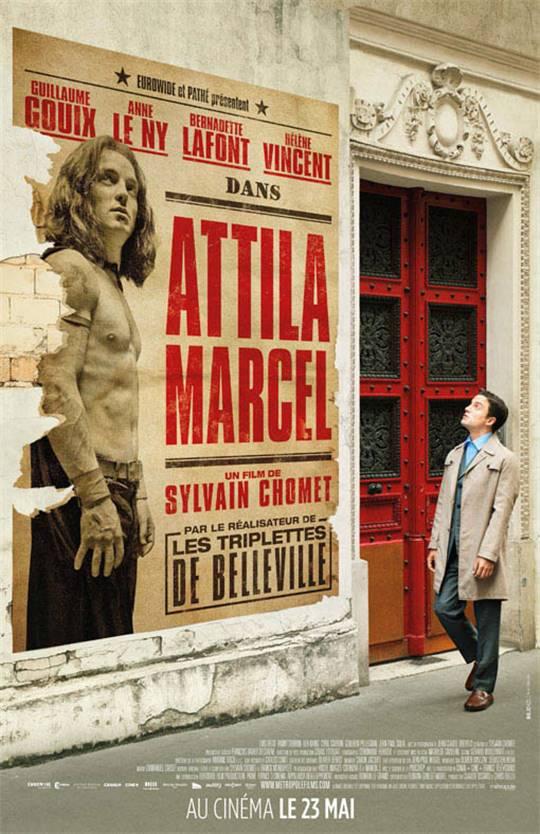 Attila Marcel Large Poster