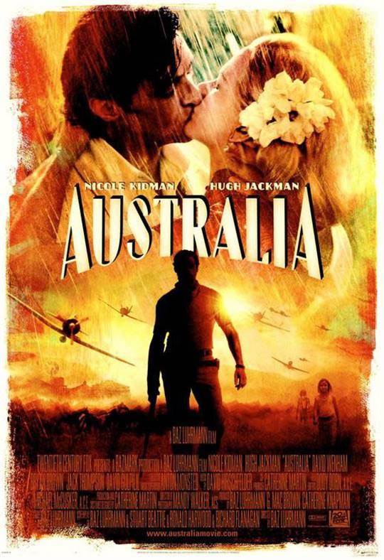 Australia Large Poster
