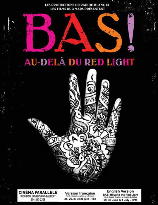 BAS! Beyond the Red Light Large Poster