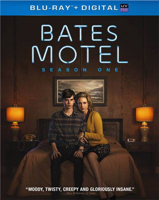 Bates Motel: The Complete First Season Large Poster