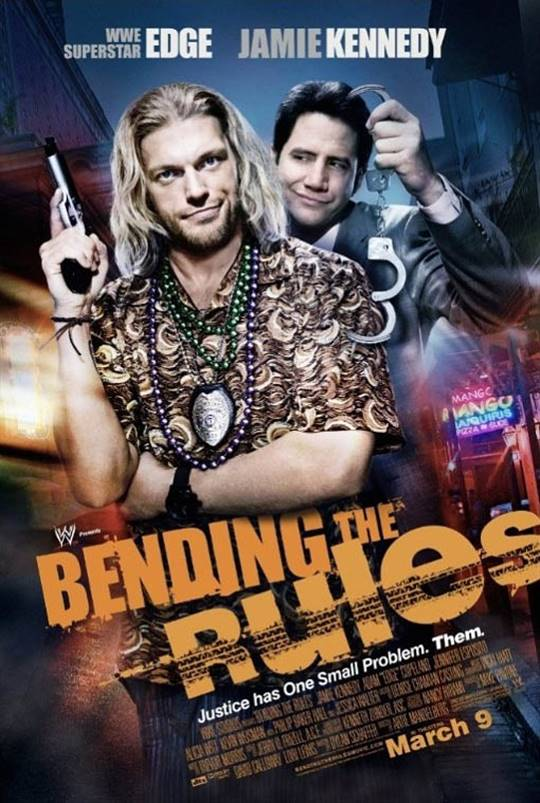 Bending the Rules Large Poster