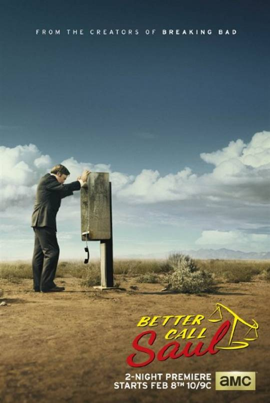 Better Call Saul - Season 1 Large Poster