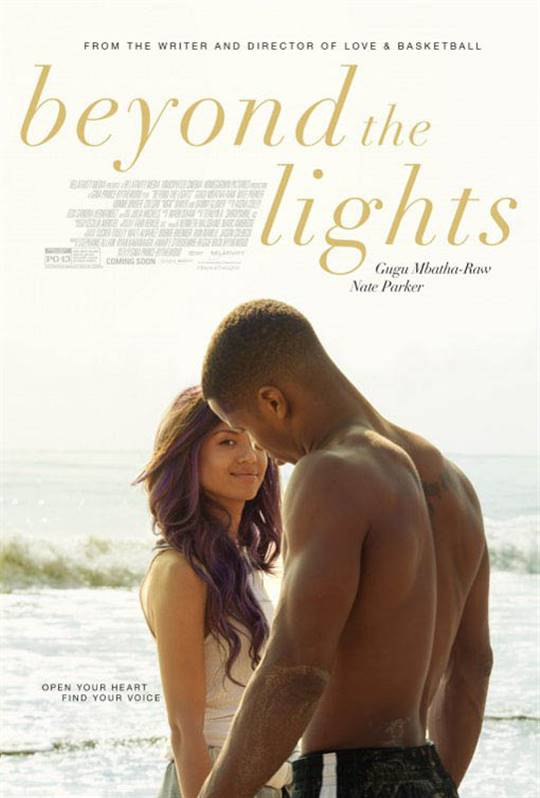 Beyond the Lights Large Poster